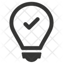 Brainstorming Idea Power Icon