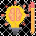Innovation Creativity Thinking Icon