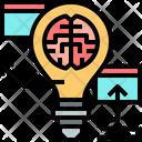 Idea Creative Idea Bulb Icon