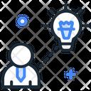 Idea Business Idea Creative Idea Icon