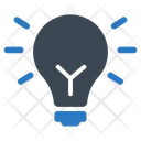 Bulb Creativity Idea Icon