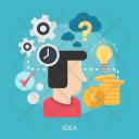 Idea Creative Process Icon