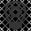 Idea Solution Development Icon