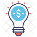 Business Idea Solution Icon