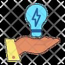 Iidea Idea Innovation Icon