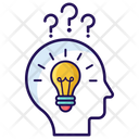 Idea Creative Thinking Innovative Thinking Icon