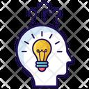 Idea Creative Thinking Innovative Thinking Icon