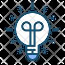 Idea Blub Creative Icon