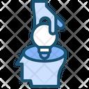 Head Idea Blub Icon