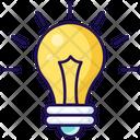 Idea Innovation Bright Idea Icon