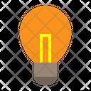Idea Lamp Smart Icon