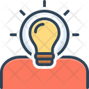 Idea Find A Solution Creative Icon
