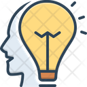 Idea Opinion Conclusion Icon