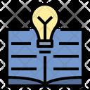 Idea Book Read Icon