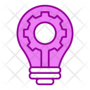 Creative Production Idea Icon