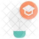 Idea Education Student Icon