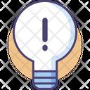 Idea Thinking Creative Icon