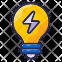 Blub Innovation Light Icon