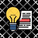 Idea Paper List Icon