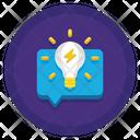Idea Creative Idea Innovatice Idea Icon