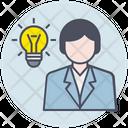 Business Idea Strategy Icon