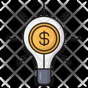 Idea Creative Innovative Icon