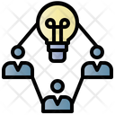 Idea Concept Lamp Icon