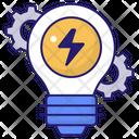 Idea Business Strategy Icon