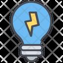 Idea Creative Bulb Icon
