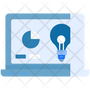 Idea Report Cryptocuency Icon