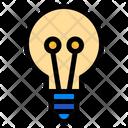 Idea Bulb Solution Icon