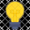 Idea Bulb Concept Icon