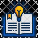 Idea Idea Bulb Learning Icon