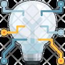 Idea Thinking Light Icon