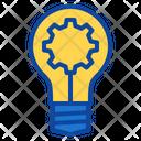 Seo Web Idea Icon