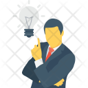 Idea Business Bulb Icon