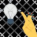 Idea Pinch Light Icon