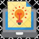 Idea File Document Icon