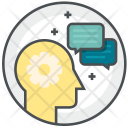 Faq Chat Business Icon
