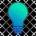 Idea Conclusion Light Bulb Icon