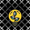Energy Idea Innovation Icon