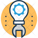 Idea Spanner Wrench Icon
