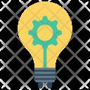 Idea Creativity Setting Icon