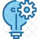 Idea Process Creativity Icon
