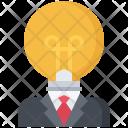 Idea Creative Work Icon