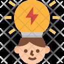 Idea Invention Smart Icon