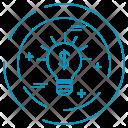 Idea Innovation Creative Icon