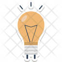 Creative Idea Bulb Icon
