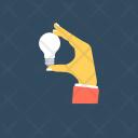 Bulb Light Incandescent Icon