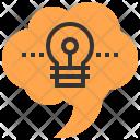 Idea Innovation Investment Icon